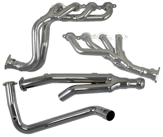 2014-2017 Chevy Silverado / GMC Sierra 5 3L V8 Long Tube Tri
